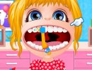 Hrát hru online a zdarma: Baby barbie braces doctor. Monster high dream castle - Hrát hru online a zdarma