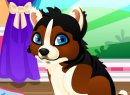 Hrát hru online a zdarma: Build puppys dog house. Monster high vandala doubloons dress up - Hrát hru online a zdarma