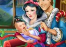 Hrát hru online a zdarma: Snow white baby feeding. Monster high vandala doubloons dress up - Hrát hru online a zdarma